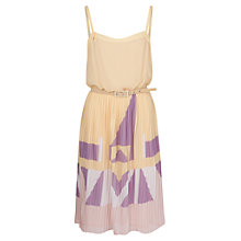 Buy French Connection Marquee Parade Dress, Beach Club Multi Online at johnlewis.com
