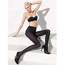 Buy Wolford Cotton Ribbed Tights Online at johnlewis.com