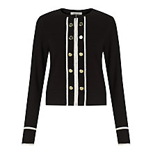 Buy Somerset by Alice Temperley Military Edge Cardigan Online at johnlewis.com