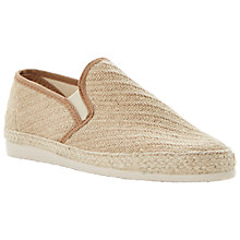 Buy Bertie Flynn Perforated Espadrilles Online at johnlewis.com