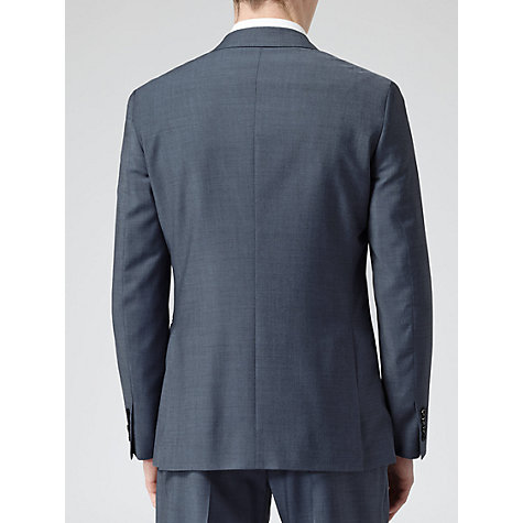 Buy Reiss Garth Notch Lapel Blazer, Blue Online at johnlewis.com