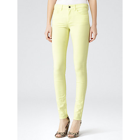 Buy Reiss Skinny Coloured Smith Jeans Online at johnlewis.com
