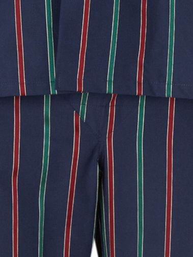 Navy/Red/Green