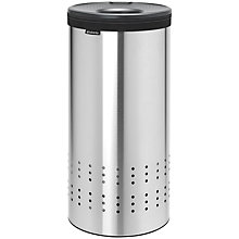Buy Brabantia Laundry Bin, Grey Online at johnlewis.com