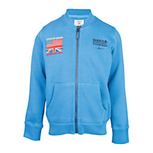 Buy Barbour Boys' Clement Steve McQueen Lightweight Jacket, Marine Blue Online at johnlewis.com