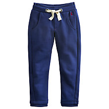 Buy Little Joule Boys' Nevam Joggers, Navy Online at johnlewis.com
