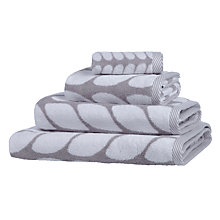 Buy John Lewis Scandi Tulip Towels Online at johnlewis.com