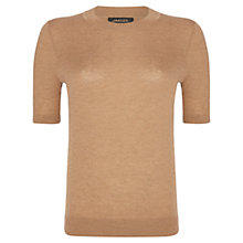 Buy Jaeger Wool Silk Blend Top Online at johnlewis.com
