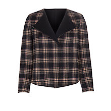 Buy Weekend by MaxMara Renza Reversible Jacket, Black Online at johnlewis.com