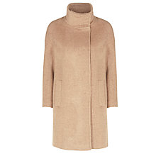 Buy Weekend by MaxMara Melton Coat,  Camel Online at johnlewis.com
