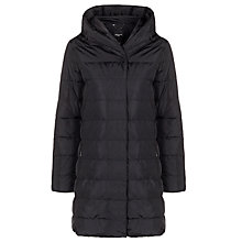 Buy Weekend by MaxMara Padded Jacket, Black Online at johnlewis.com