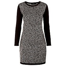 Buy Weekend by MaxMara Ussita Knitted Dress, Sand Online at johnlewis.com