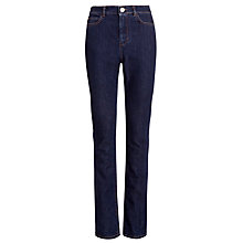Buy Weekend by MaxMara High Rise Jeans, Navy Online at johnlewis.com