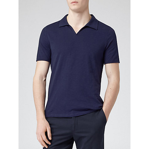 Buy Reiss Kingsley Polo Top Online at johnlewis.com
