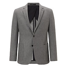 Buy Kin by John Lewis Kline Melton Blazer, Grey Online at johnlewis.com