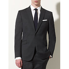 Buy Kin by John Lewis Pann Tonal Check Suit Jacket, Charcoal Online at johnlewis.com