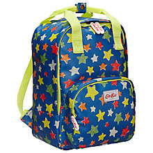 Buy Cath Kidston Star Rucksack, Blue Online at johnlewis.com