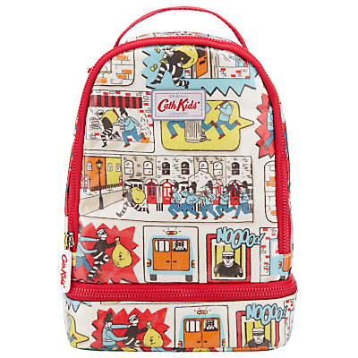 Cath Kidston Stop Thief Lunchbag, Multi
