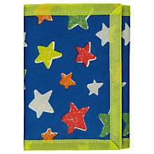Buy Cath Kidston Star Wallet, Blue/Multi Online at johnlewis.com