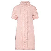 Buy Somerset by Alice Temperley Girls' Rollneck Knit Dress Online at johnlewis.com