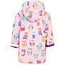 Buy Hatley Girl's Owl Raincoat, Pink Online at johnlewis.com