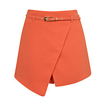 Buy Miss Selfridge Belted Skort Online at johnlewis.com