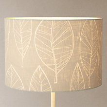 Buy John Lewis Leaf Lamp Shade Online at johnlewis.com