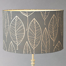 Buy John Lewis Leaf Lampshade Online at johnlewis.com