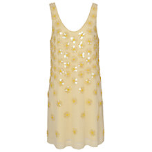 Buy French Connection Kaleidoscope Daisy Sleeveless V Neck Dress, Techno Valley Online at johnlewis.com