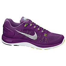 Buy Nike LunarGlide+ 5 Women's Running Shoes Online at johnlewis.com