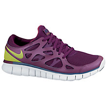 Buy Nike Free Run 2 Women's Running Shoes Online at johnlewis.com