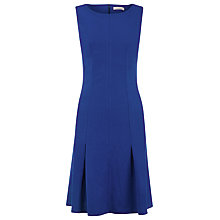 Buy Kaliko Sculptured Dress, Dark Blue Online at johnlewis.com