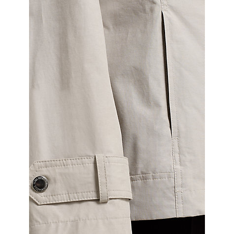 Buy Four Seasons Unlined Shirt Jacket, Stone Online at johnlewis.com