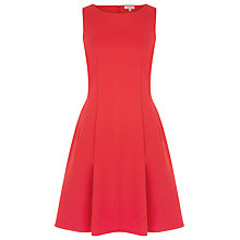 Buy Kaliko Sculptured Dress, Poppy Online at johnlewis.com