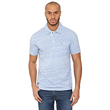 Buy Original Penguin Longshore Indigo Polo Shirt, Infinity Online at johnlewis.com