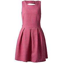 Buy Almari Cut Out Back Dress, Pink Online at johnlewis.com
