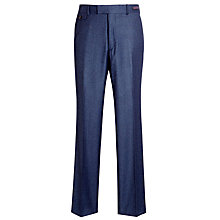 Buy Ted Baker Foretro Wool Tailored Trousers, Indigo Online at johnlewis.com