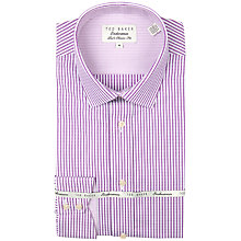 Buy Ted Baker Endurance Marton Micro Geometric Print Shirt Online at johnlewis.com