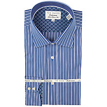 Buy Ted Baker Endurance Walcot Sterling Stripe Shirt Online at johnlewis.com