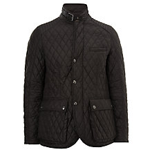 Buy Belstaff Pathfield Jacket, Black Online at johnlewis.com