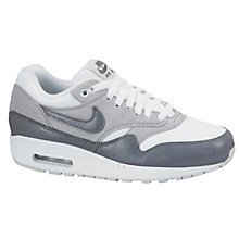 Buy Nike Air Max 1 Essential Leather Women's Trainers Online at johnlewis.com