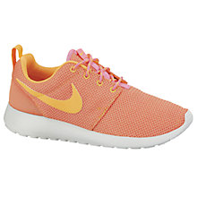 Buy Nike Roshe Women's Run Trainers Online at johnlewis.com
