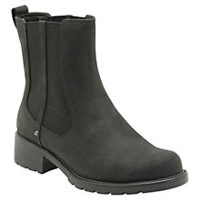 Buy Clarks Orinoco Club Leather Ankle Boots Online at johnlewis.com