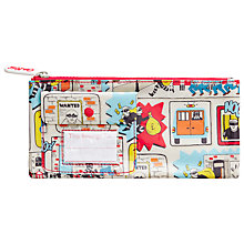 Buy Cath Kidston Cops and Robbers Pencil Case, Multi Online at johnlewis.com