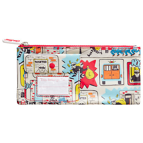 Buy Cath Kidston Stop Thief Pencil Case, Multi Online at johnlewis.com