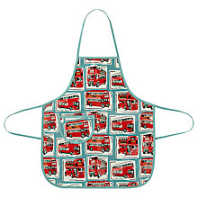 Buy Cath Kidston London Bus Apron, Multi Online at johnlewis.com