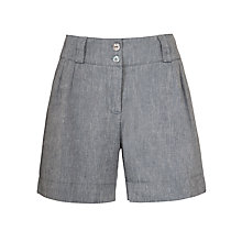 Buy John Lewis Linen Shorts Online at johnlewis.com