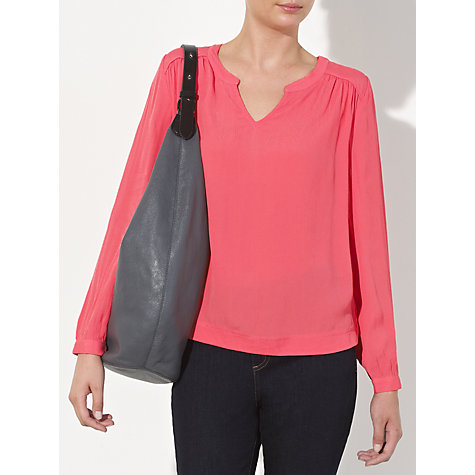Buy Collection WEEKEND by John Lewis Tunic Blouse Online at johnlewis.com