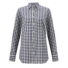 Buy John Lewis Gingham Shirt Online at johnlewis.com