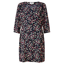 Buy Collection WEEKEND by John Lewis Floral Dot Print Dress, Multi Online at johnlewis.com